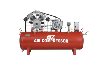 Double Cylinder reciprocating air compressors