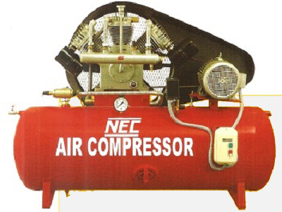 Two-Stage-Reciprocating-Air-Compressors