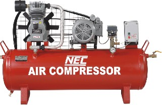 Single Cylinder Reciprocating Air Compressors